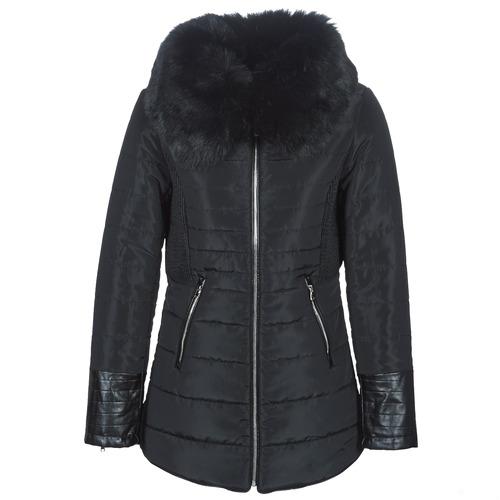 Clothing Women Duffel coats Betty London LACAMAS Black