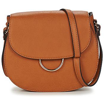 Bags Women Messenger bags André DEMI LUNE Camel