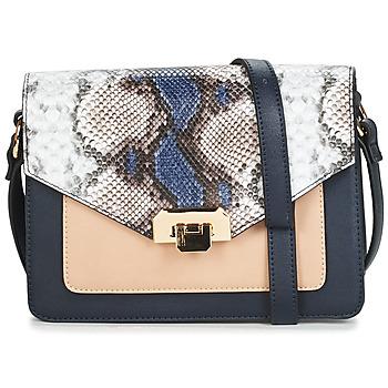 Bags Women Shoulder bags André PACIFIQUE Blue