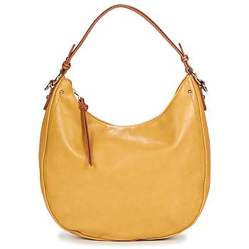 Bags Women Small shoulder bags André BANANA Yellow