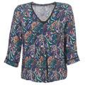 Vero Moda  VMBECKY  womens Blouse in Multicolour