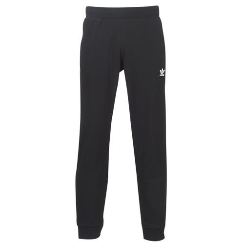 Clothing Men Tracksuit bottoms adidas Originals TREFOIL PANT Black