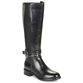 Shoes Women High boots André NUAGE Black