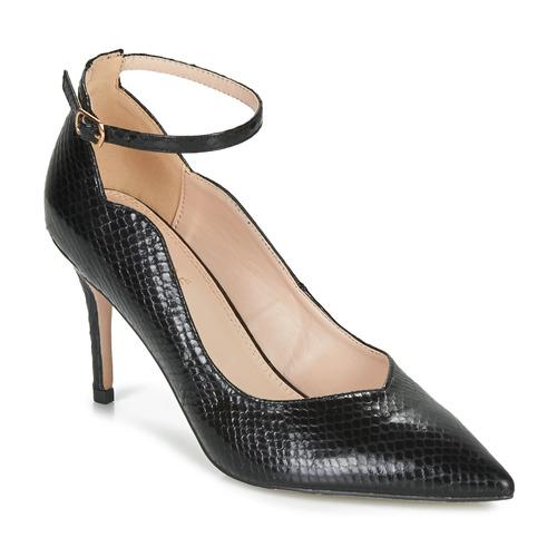 Shoes Women Heels André LIDOO Black