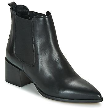 Shoes Women Mid boots André NINOU Black