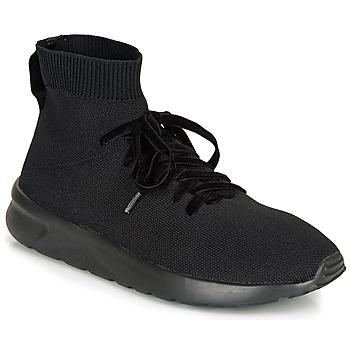 Shoes Women Hi top trainers André BOGOTA Black
