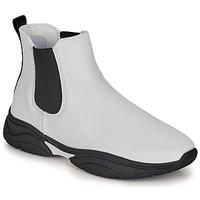 Shoes Women Mid boots André BILLIE White