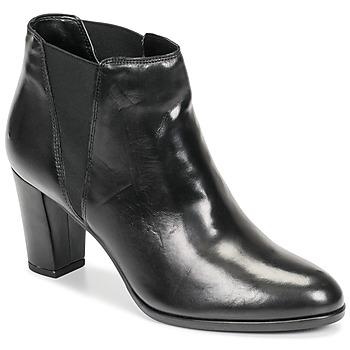 Shoes Women Mid boots André ELONA Black