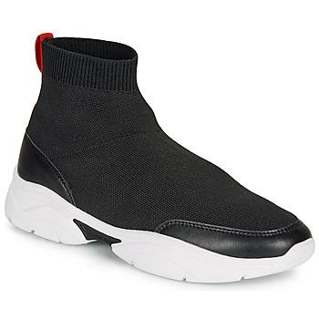 Shoes Women Hi top trainers André BELLA Black