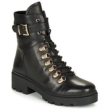Shoes Women Ankle boots André NENUPHAR Black
