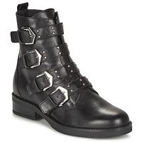 Shoes Women Mid boots André NARCISSE Black