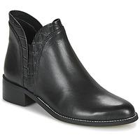 Shoes Women Mid boots André NATHO Black