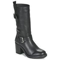 Shoes Women High boots André NASHVILLE Black