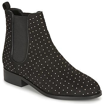 Shoes Women Mid boots André LOULLA Black
