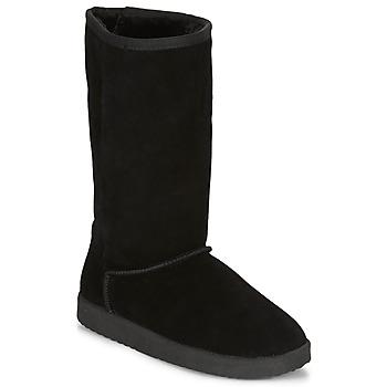 Shoes Women Mid boots André TOULOU Black