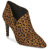 Shoes Women Ankle boots André LYNA Leopard