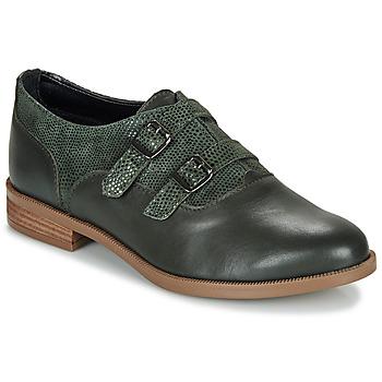 Shoes Women Derby Shoes André ESMA Green