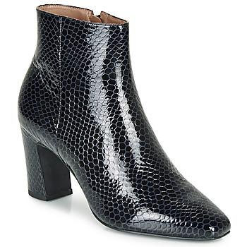 Shoes Women Ankle boots André L'INFLUENTE Marine