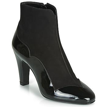 Shoes Women Ankle boots André LA ROMANTIQUE Black