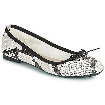 Shoes Women Flat shoes André PIETRA Beige