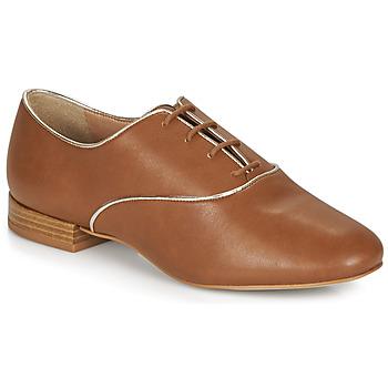 Shoes Women Derby Shoes André VIOLETTE Camel