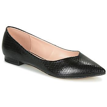 Shoes Women Flat shoes André LISERON Black / Motif