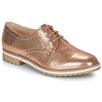Shoes Women Derby Shoes André CICERON Gold