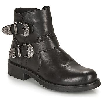 Shoes Women Mid boots André NORCROSS Black