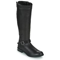 Shoes Women High boots André ETERNELLE Black