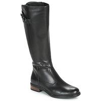 Shoes Women High boots André MAPEL Black