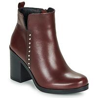 Shoes Women Ankle boots André NOURA Bordeaux