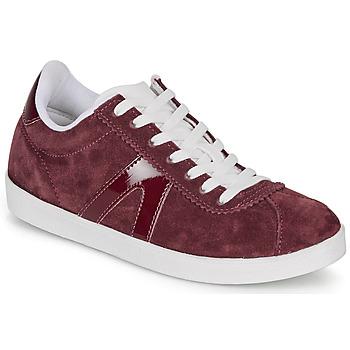 Shoes Women Low top trainers André SPRINTER Bordeaux