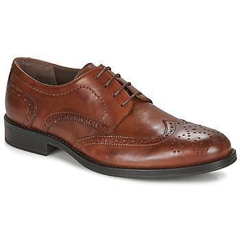 Shoes Men Derby Shoes André NORY Brown