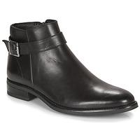 Shoes Men Mid boots André NORDY Black