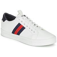 Shoes Men Low top trainers André BRATON White