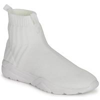 Shoes Men Hi top trainers André LUNAIRE White