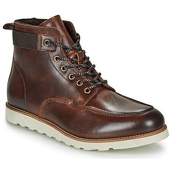 Shoes Men Mid boots André MARDON Brown
