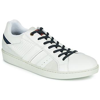 Shoes Men Low top trainers André SNEAKSHOES White