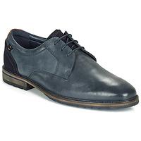Shoes Men Derby Shoes André AIX Blue