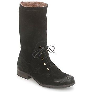Shoes Women Mid boots Paul & Joe Sister GERRY Black