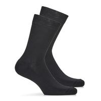 Clothes accessories Men Socks André BERNIE Black