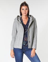 Clothing Women coats Only ONLSEDONA Grey