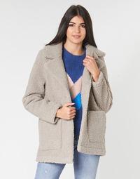 Clothing Women coats Only ONLFILIPPA Grey
