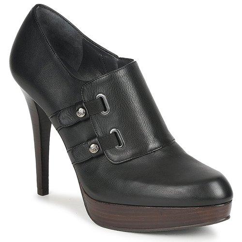 Shoes Women Shoe boots Stuart Weitzman TWO BUCKS Black