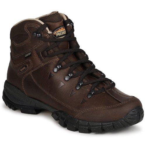 Shoes Men Walking shoes Meindl STOWE GTX Brown