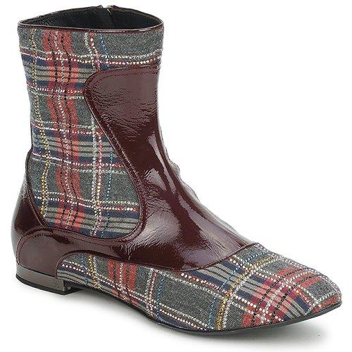 Shoes Women Mid boots Fabi FD9677 Multicolour