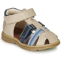 Shoes Boy Sandals GBB DIMMI Beige