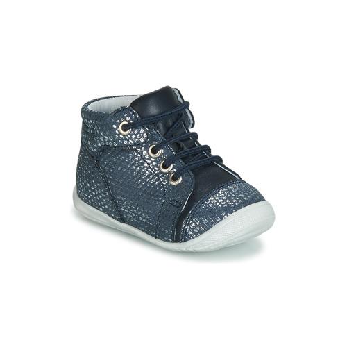 Shoes Girl Hi top trainers GBB OLSA Blue
