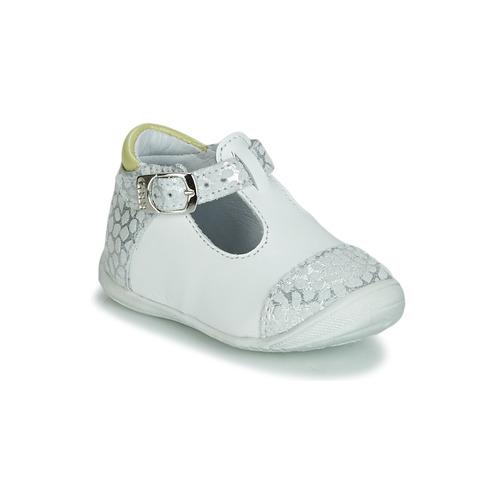 Shoes Girl Flat shoes GBB MERTONE White