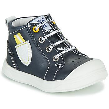 Shoes Boy Hi top trainers GBB GREGOR Marine
